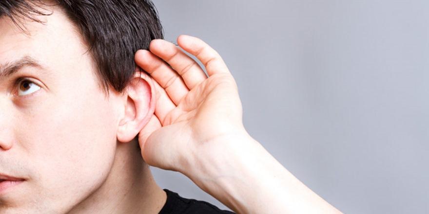 Kulak çınlaması deyip geçmeyin