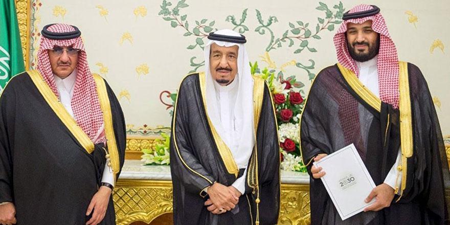 Suudi Arabistan Trump'ın sözde barış planını takdir etti!