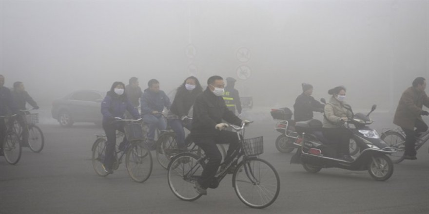 Dünya Sağlık Örgütü çevre kirliliğinin boyutlarını açıkladı