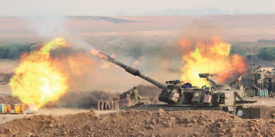 İşgalci İsrail Gazze'de yeni ölümler için operasyona hazırlanıyor