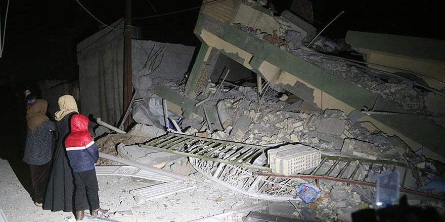 İran'daki depremde yaralı sayısı yükseliyor