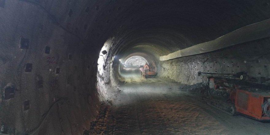 Mevlana Tüneli 2018'de açılıyor
