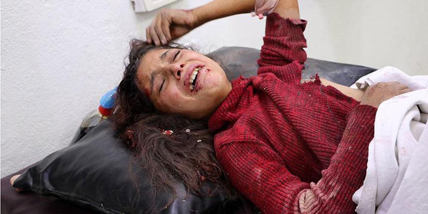 Esed rejimi Doğu Guta'da sivilleri öldürmeye devam ediyor