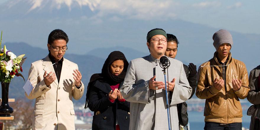 Japonya'da İslamiyet'in istikrarlı yükselişi sürüyor