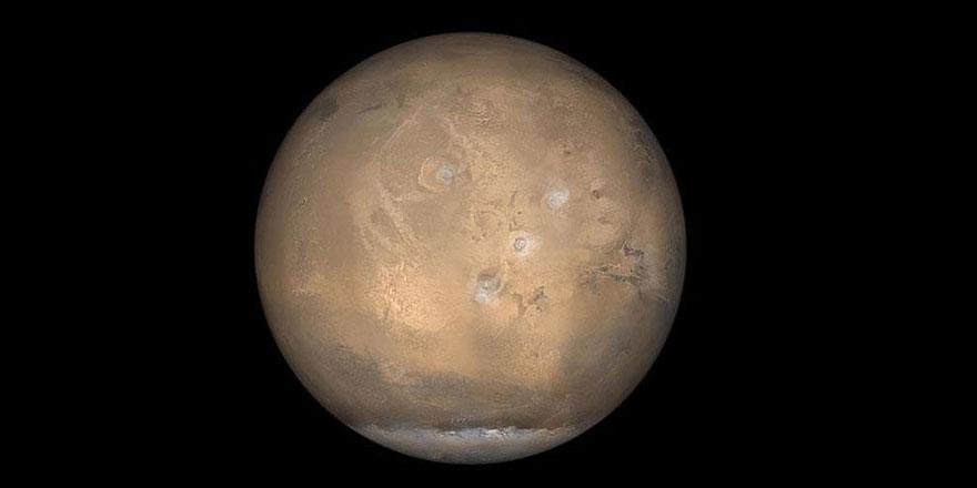 Mars'ta yine 'yaşam' iddiası
