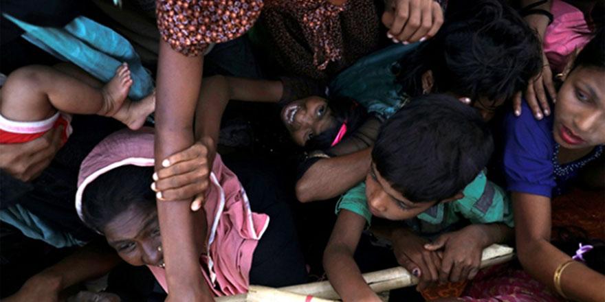 HRW: Arakanlı Müslümanlar yaşamlarını korkunç koşullarda sürdürüyor