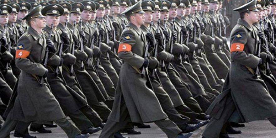 Rusya'da yedek askerlerin sosyal medyayı kullanmalarına kısıtlama getirilecek