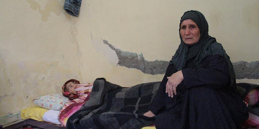 İç savaş Suriyeli diyabet hastasının 'hayatını kararttı'