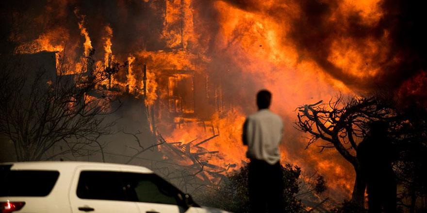 İsveç yanıyor, Müslümanlar yağmur duasına çıkıyor