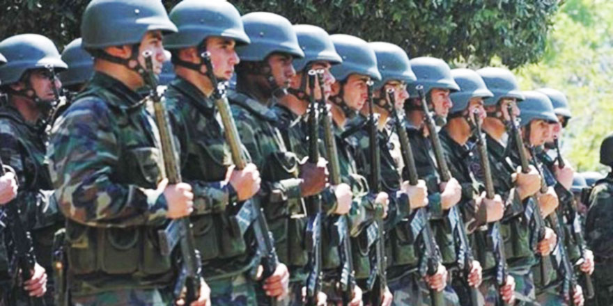 AK Parti açıkladı: Bedelli askerlikte yaş 25, ücret 15 bin ve 25 gün askerlik