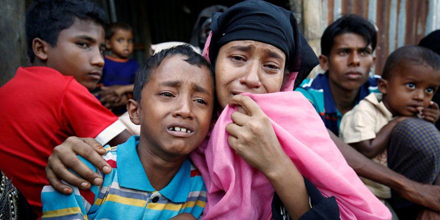 BM: Myanmar, Arakanlı Müslümanlara soykırım yapıyor