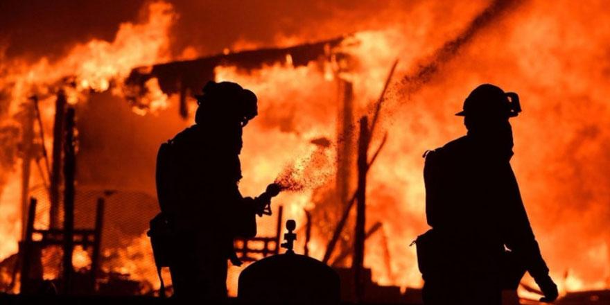 ABD'de yangınların sonu gelmiyor