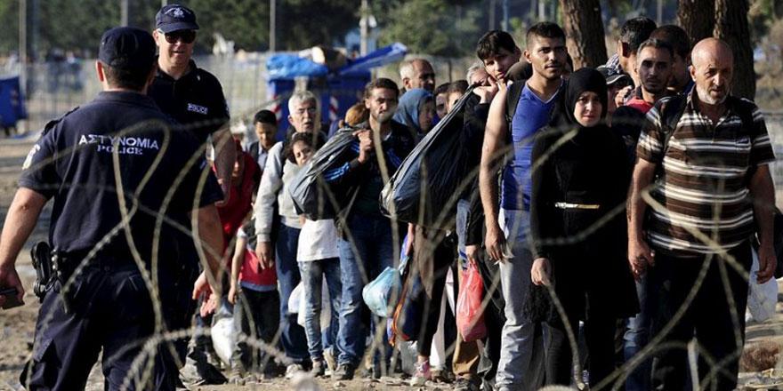 28 AB ülkesi 135 mülteciye yer bulamadı!