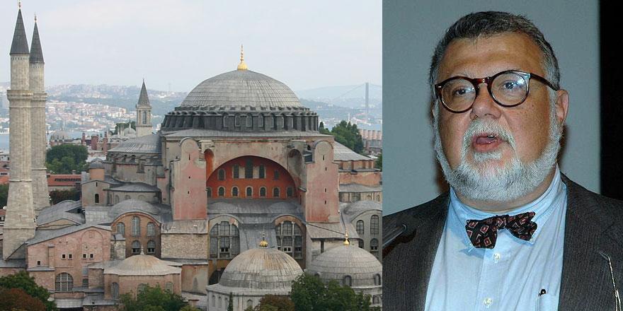 Fatih'e 'Müslüman değil' diyen Celal Şengör'e Ayasofya'lı cevap