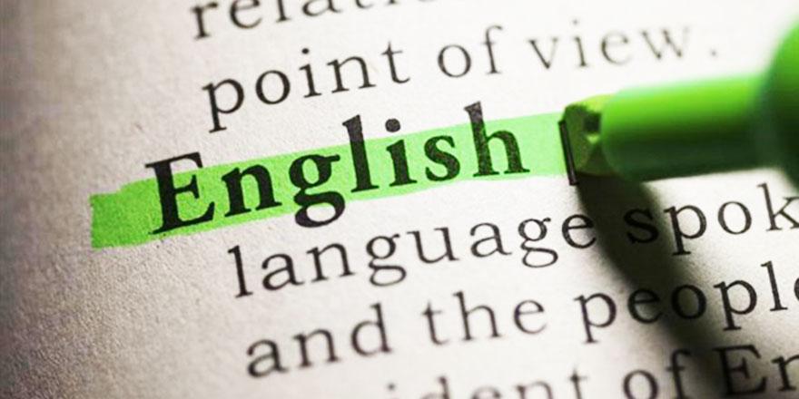 İngilizce tabelalar da ayıklanacak galiba!