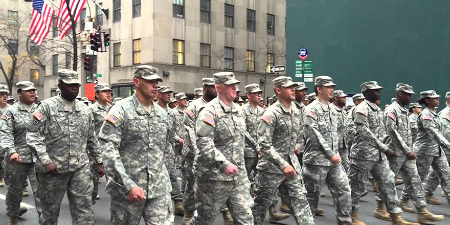 Büyük düşüş! Müslüman askerler ABD ordusunu terk etti