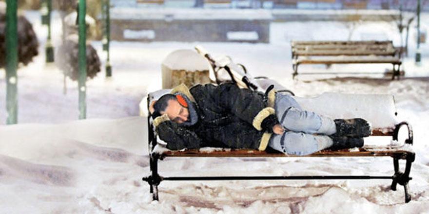 Müslümanlar, evsizler için ulusal dayanışma ilan etti