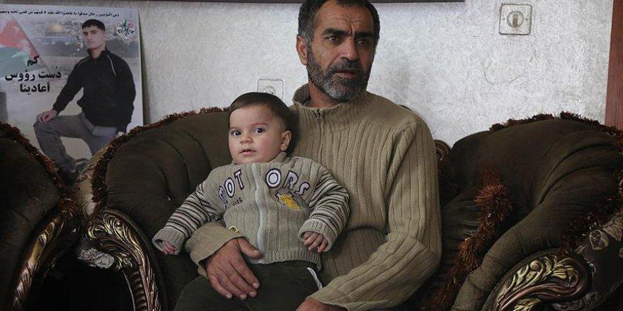 İsrail'in şehit ettiği Filistinlinin ailesine tazminat şoku