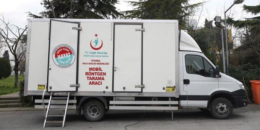 Türkiye'nin veremle mücadelesine mobil destek