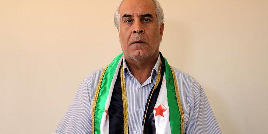 """""""Bütün bunlar Suriye'yi bölme çabalarıdır'"""