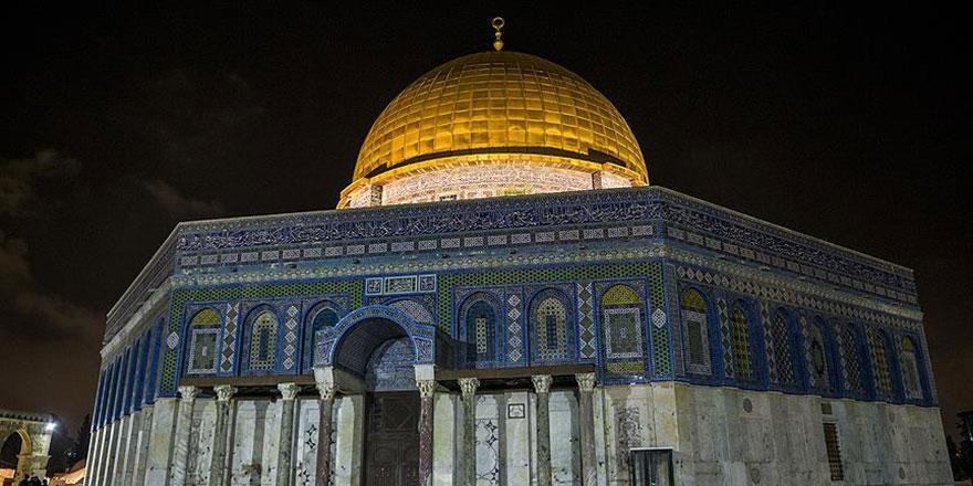 Kubbetu's Sahra'nın kapıları Yahudilerin Kippası yüzünden kapatıldı