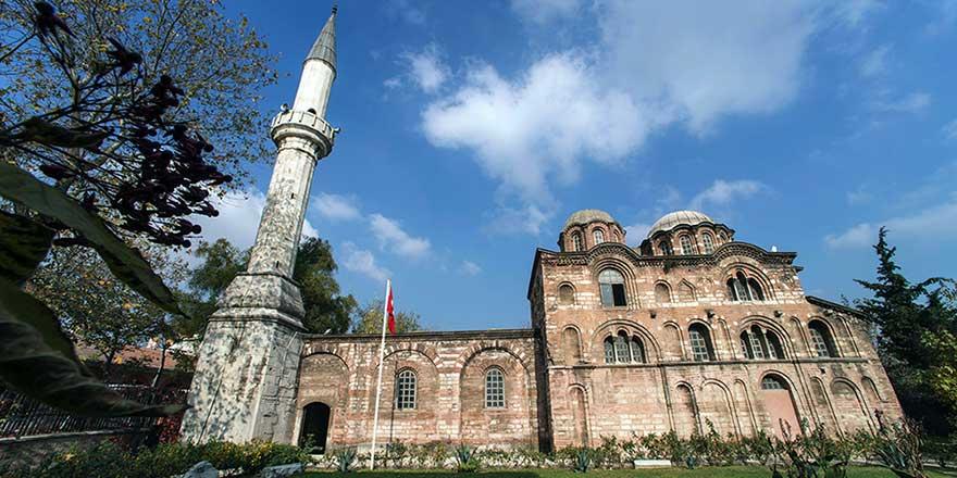 Fethiye Camii, İnönü imzasıyla depoya çevrildi