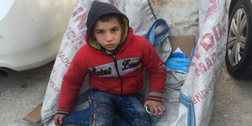 'Türkiye 1,6 milyon Suriyeli çocuğa ev sahipliği yapmaktadır'