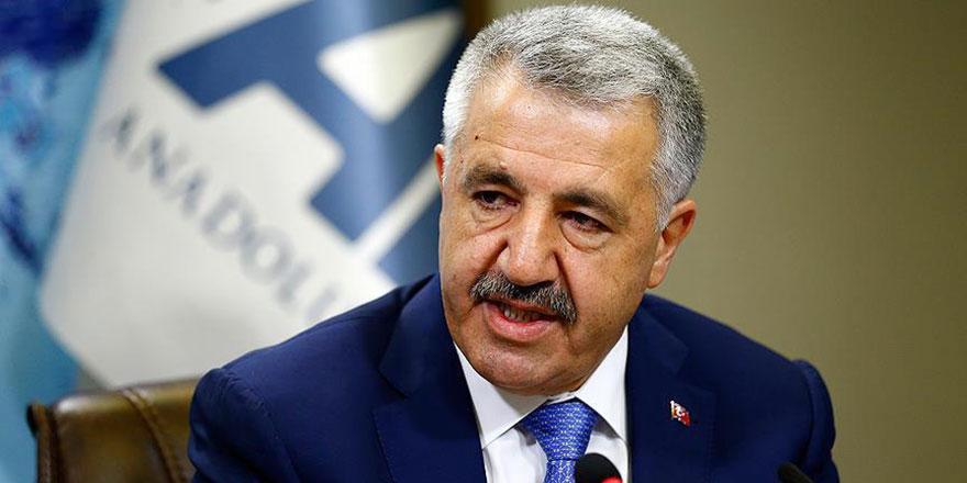 Bakan Arslan: Seçimlerle ilgili her türlü tedbiri aldık