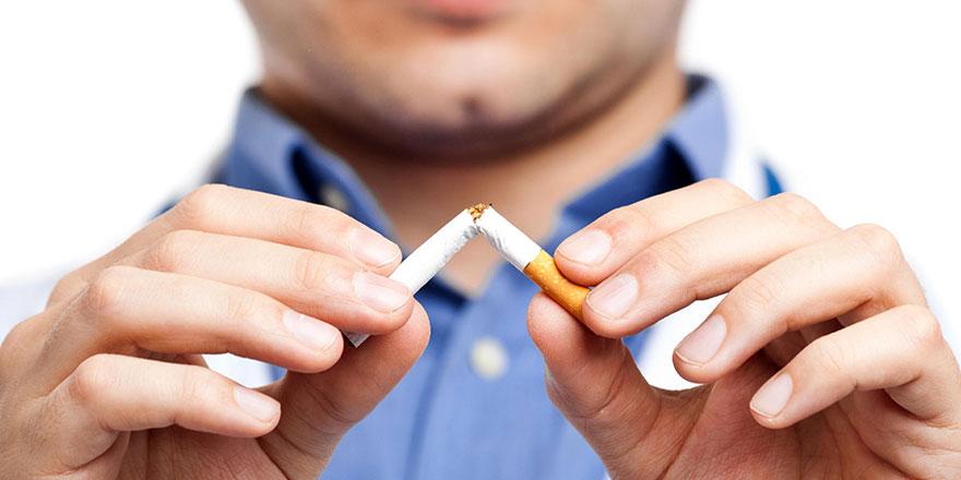 Kampanyalar işe yaradı, bağımlılar sigarayı bırakıyor