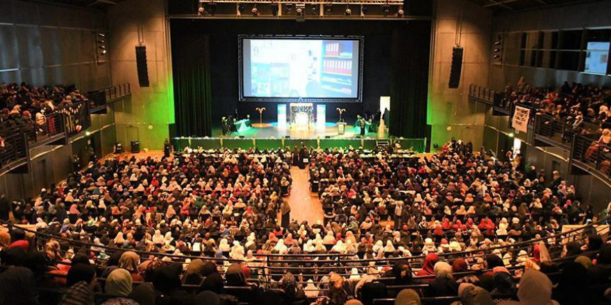 Almanya'da '14. Kur'an-ı Kerim Tilavet Yarışması' düzenlendi