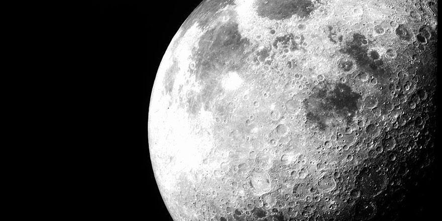Meteor yağmurları ile Ay'da su buharı ortaya çıktı