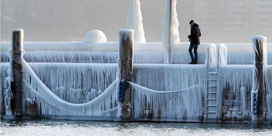Soğuk hava egzamaya neden oluyor