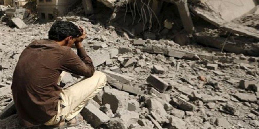 Yemen'de maaşlar dahi yatmıyor