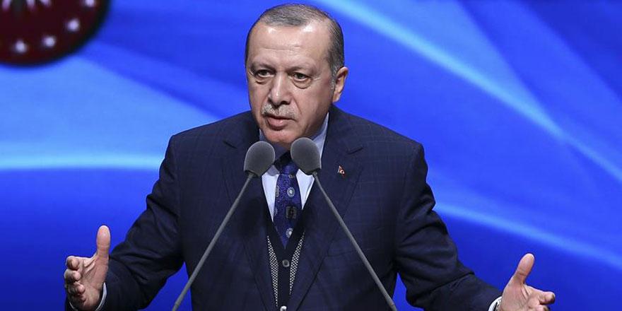 Erdoğan'dan Birleşmiş Milletler eleştirisi