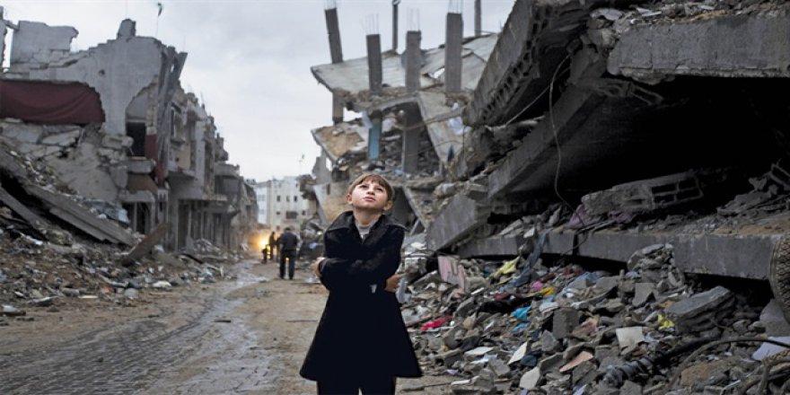 İşgalci İsrail'in Gazze'de kullandığı yeni silah: Çevre kirliliği