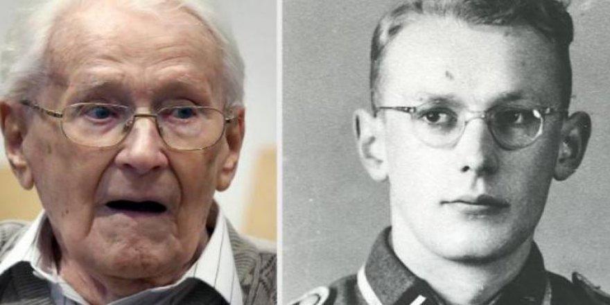 96 yaşında hapis cezası alan NAZİ öldü
