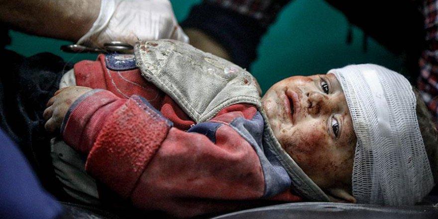 UNICEF'in Suriye'de çocuk ölümleri raporu üzdü