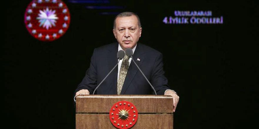 Erdoğan'dan kritik Kaşıkçı açıklaması: 'Bu olay planlı'