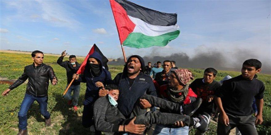 İşgalci İsrail askerleri engelli ya da çocuk dinlemeden vuruyor