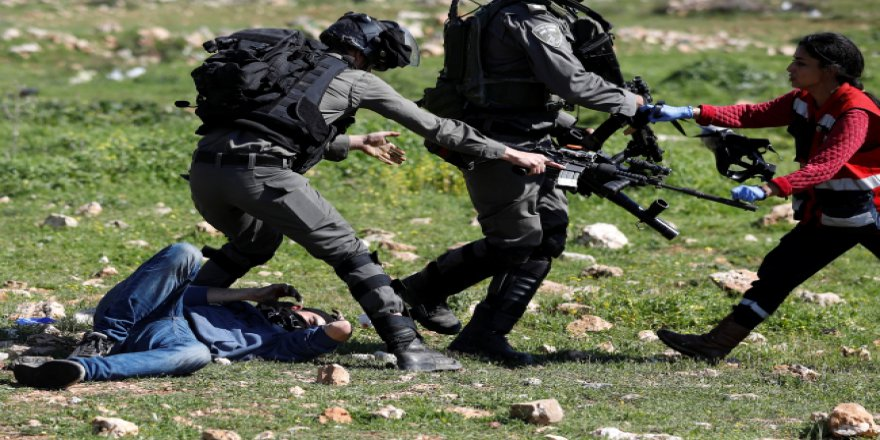 İsrail 54 Filistinliyi bitkisel hayata soktu