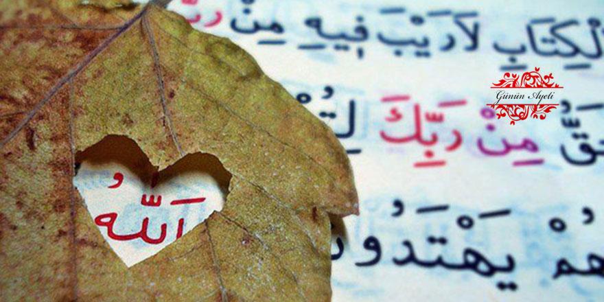 Sana Kur'ân'ı okutacağız, artık unutmayacaksın!