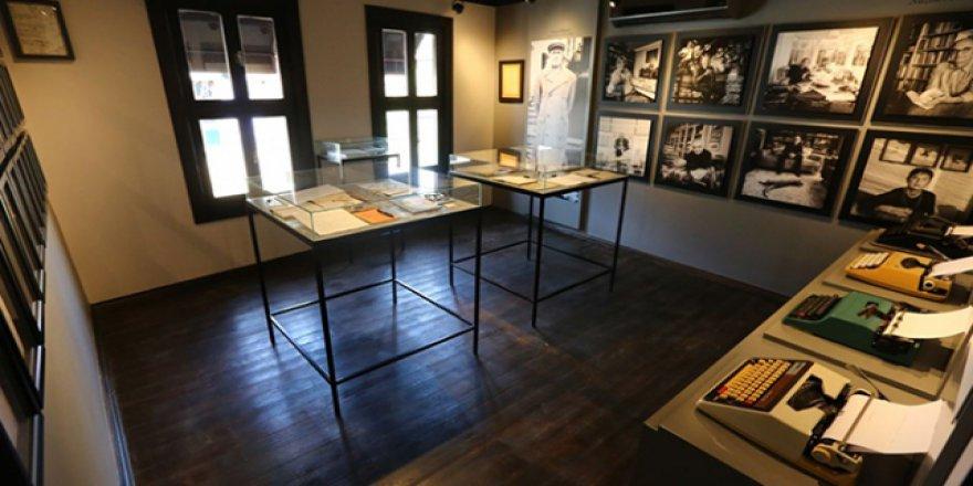 Türkiye'nin ilk Edebiyat Müzesi Bursa'da