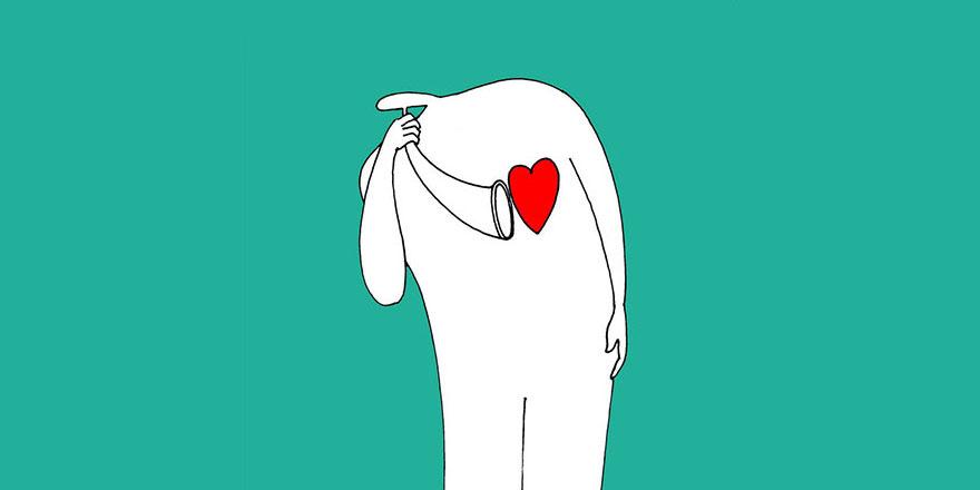 Kalp yetmezliği kadınları daha çok tehdit ediyor