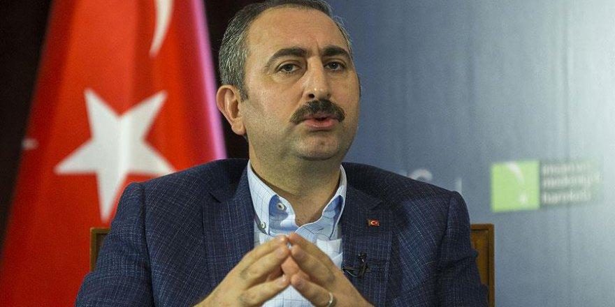 Adalet Bakanı Gül'den Münbiç açıklaması