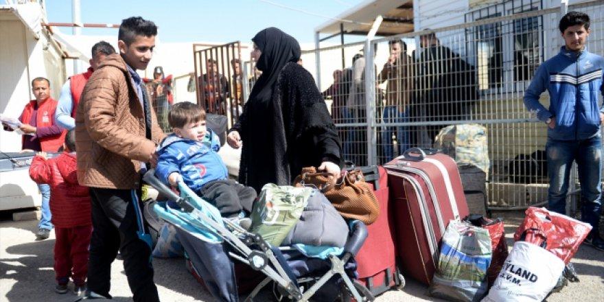 'Suriyeliler devletten herhangi bir maaş almıyor'