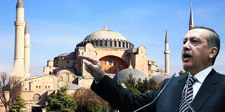 Cumhurbaşkanı Erdoğan Ayasofya'da: Kıymetini bilmediler müzeye çevirdiler
