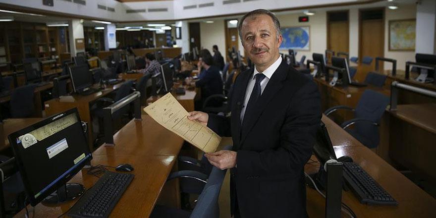 Yüzbinlerce Osmanlıca belge dünyanın her tarafından toplanıyor