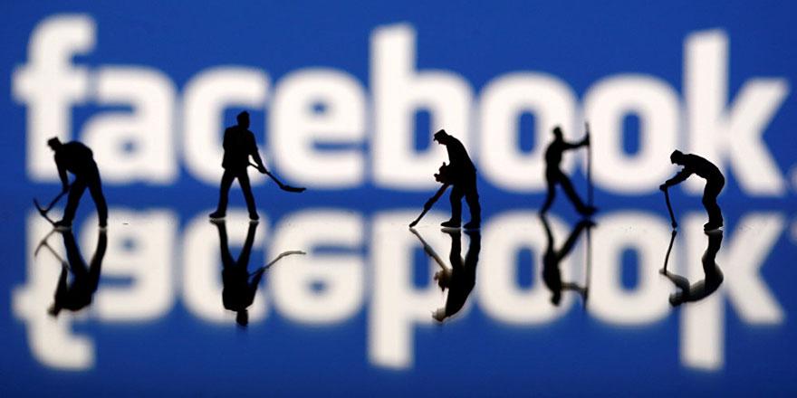 Facebook bu yıl şimdiye kadar milyonlarca içeriği sildi