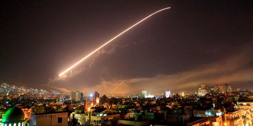 İsrail, Suriye'ye yeniden saldırdı