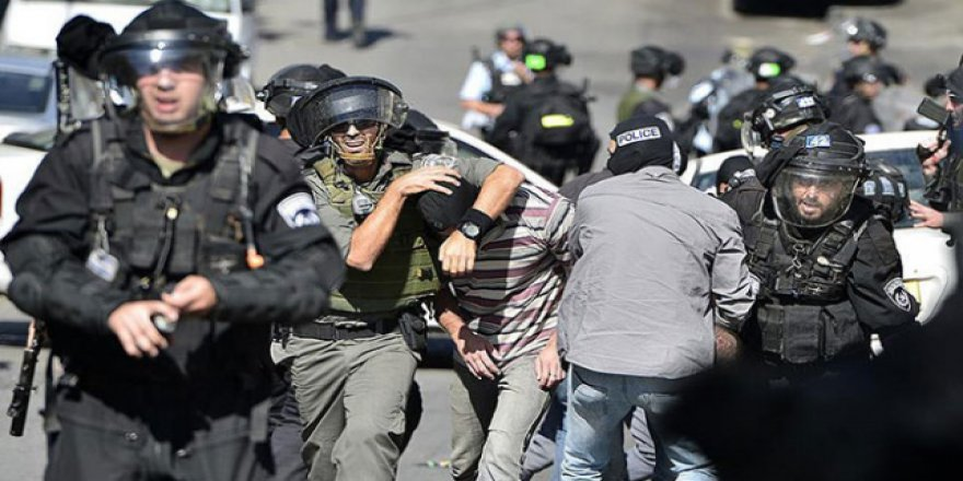 İsrail'in baskınları devam ediyor